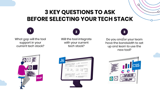 3 key questions to ask before selling your tech stack